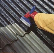 Peinture d'étanchéité toiture - S'applique facilement à l'aide d'une brosse