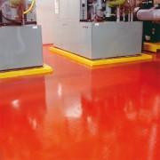 Peinture de sol époxy pour Intérieur ou Extérieur