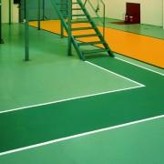 Peinture de sol industriel - Simple à appliquer