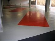 Peinture de sols collectifs - Couvrant moyen à la couche : 5Kg = 35 m²