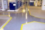 Peinture hautement résistante pour le marquage au sol - Epoxy Ligne - Sans solvant et sans odeur