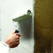 Peinture imperméabilisante et anti-humidité
