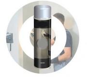 Peinture polyurethane aspect ciment - Volume : 500 ml