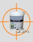 Peinture ultra insecticide - Aspect blanc mat