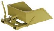 Pelle chargeuse basculement manuel - Capacité de 0,25 à 4 m3  - 2 modèles disponibles
