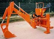 Pelle rétro 700 Kg - Pelle-rétro modèle  SP 250