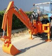 Pelle rétro force 4 tonnes - Pelle-rétro modèle PRO 320