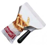 Pelles à frites - Pelles en  aluminium ou en nylon