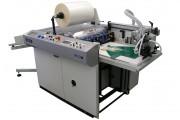 Pelliculeuse plastifieuse automatique - Productivité de 10 à 70 mètres / minute