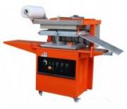 Pelliplaqueuse de produits sous blister - Production horaire : 70 à 120 pièces/heure
