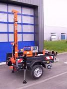 Pénétromètre dynamique - Contrôle de la qualité de compactage - LRS hydraulique