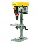 Perceuse établi pro 230 V - Perceuse établi avec dimensions de la table :290 x 290 mm
