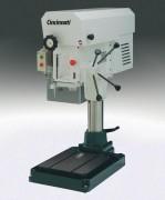 Perceuse d'établi 1,85 kW CINCINNATI VR - Capacité de perçage - Acier 60 kg : 32 mm