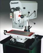 Perceuse fraiseuse 1,85 kW CINCINNATI VR - Capacité de perçage - Acier 60 kg : 32 mm