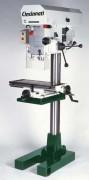 Perceuse fraiseuse taraudeuse 1,1 kW CINCINNATI VR - Capacité de perçage - Acier 60 kg : 32 mm
