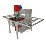 Perceuse manuelle modulaire double têtes - Hauteur de travail  :  1000 mm