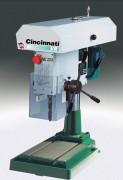 Perceuse pour l'enseignement CINCINNATI VR - Capacité de perçage - Acier 60 kg : 23 mm