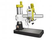 Perceuse radiale à boite mécanique - Perceuse radiale avec descente automatique