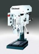 Perceuse taraudeuse d'établi 0.75 kW CINCINNATI VR - Capacité de perçage - Acier 60 kg (mm) : 23 / 32