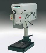 Perceuse taraudeuse d'établi 1,85 kW CINCINNATI VR - Capacité de perçage - Acier 60 kg (mm) : 32