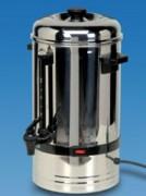 Percolateur avec robinet anti-goutte - Capacité (L) : 6  - Nombre de tasses : 16 à 36