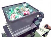 Perforateur de bouteilles plastiques - Rendement horaire Bouteilles 1.5 litres : 12 à 50000