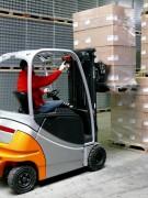 Pesage sur chariot élevateur - Système d'indication de charge hydraulique
