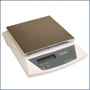 Pése lettres électronique 10 kg - Plateau de pesée en inox