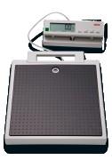Pèse-personne médical mobile - Capacité (Kg) : 200