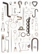 Pièces en fil métallique - Diamètre (mm) : de 2 à 30