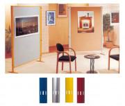 Pieds pour panneau d'exposition - Compatible avec cloison / grille