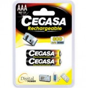 Pile rechargeable 1.2v 1000mah - Taille : 10.5 x 44.5 mm