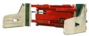 Pince à balles de cellulose 5 tonnes - Pince de manutention pour balles de cellulose