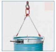 Pince à fût 300 Kg - Pince à fut verticale pour transporter les fûts