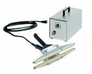 Pince à souder à impulsion - Capacités de soudure : 300, 450 et 630 mm.