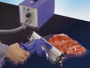 Pince à souder à impulsions - Longueur de soudure : De 100 à 580  mm - Largeur de soudure : 4 mm