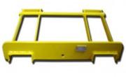 Pince automatique pour bobines de fil métallique 2000 Kg - Pince automatique Réf: A.03.01.0001
