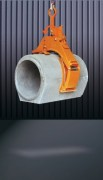 Pince benne preneuse - Capacité charge (Kg) : de 1000 à 10000