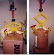 Pince de levage cartons - Système Quicklift pour une utilisation optimale