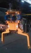 Pince de levage mécanisée pour éléments réfractaires - CMU 1 tonne