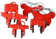 Pince de levage polyvalente - Capacité : De 300 à 1400 kg
