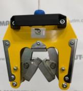 Pince de manutention panneau autonome - Levage de panneaux en bois, mélaminé, mélaminé, plastique