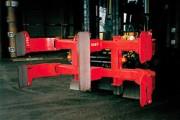 Pince de manutention pour bobine - Manutention de 4 bobines à la fois