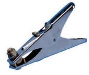 Pince de mise à la terre ATEX - Taille ouverture : 14 - 23 - 25 - 40 mm