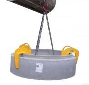 Pince lève buse - Charge maximal d'utilisation (T) : 1.8 - 3