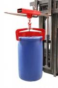 Pince pour fût semi automatique - Charge utile (Kg) : 600
