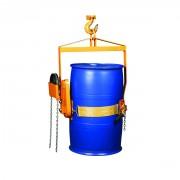 Pince pour fûts à chaîne - Capacité : 360 kg