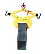 Pince pour levage et retournement de charges à faces parallèles - Charge maximale utile (kg) : 1500