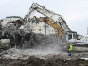 Pince rotative de démolition pour pelles chantier 2/150 tonnes - Pinces à rotation 360°