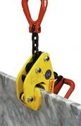 Pinces de levage pour matériau à surface fragile - Ouverture réglable jusqu'à 140 mm de prise